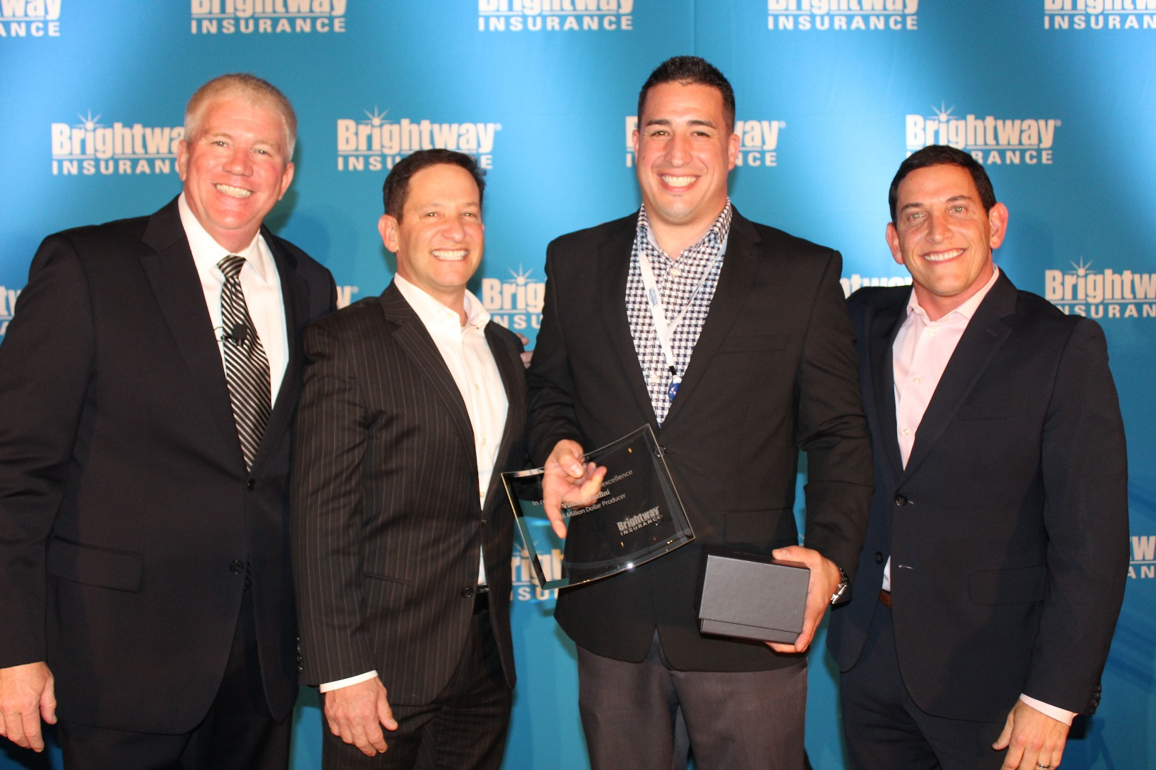 01.19.2017_Vincent Zanfini wins the Brightway Insurance -1 Million Producer award.JPG