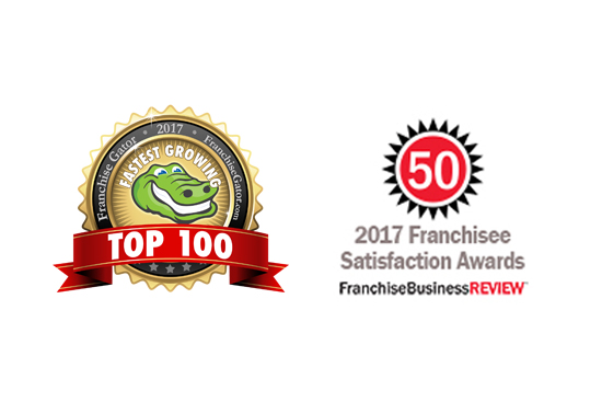Brightway Insurance named a 2017 Top Franchise by Franchise Business Review.jpg