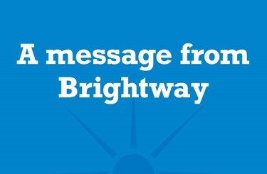 A Message From Brightway 536X351