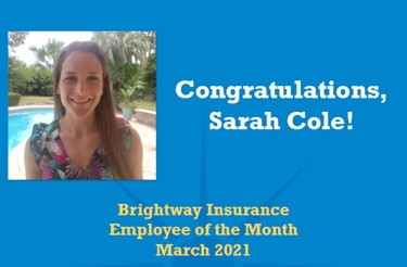 Sarahcole Employee Of The Month 536X351